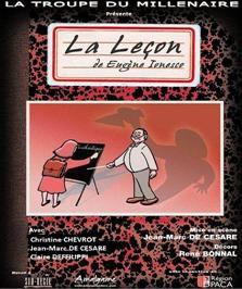 Dissertation Ionesco La Lecon