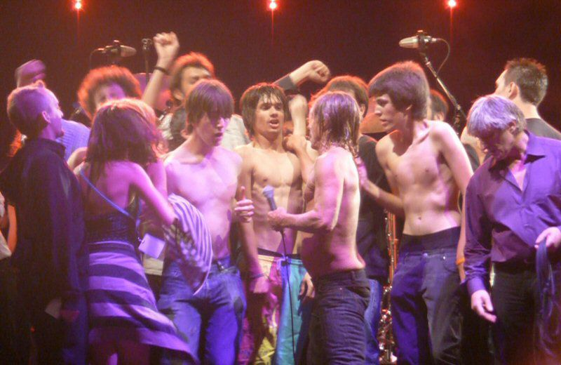 Iggy Pop and Stooges