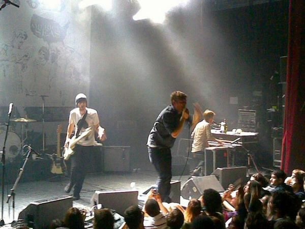 Cold War Kids Cigale 2007 - Photo by Arbordelais