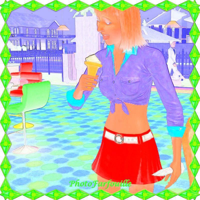 variation screenshot sims 3 photofarfouille