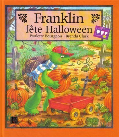 Franklin fête Halloween