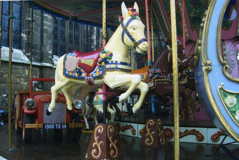 Photo : manege2