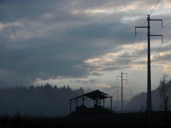 photo : paysage de belgique