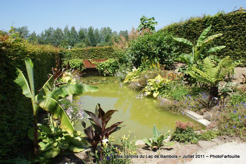 jardins lac de bambois photofarfouille