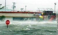 Ouragan Katrina au Mississippi, photo de Brandon Jennings