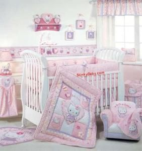 la chambre bb hello kitty - Hello Kitty Chambre Bebe