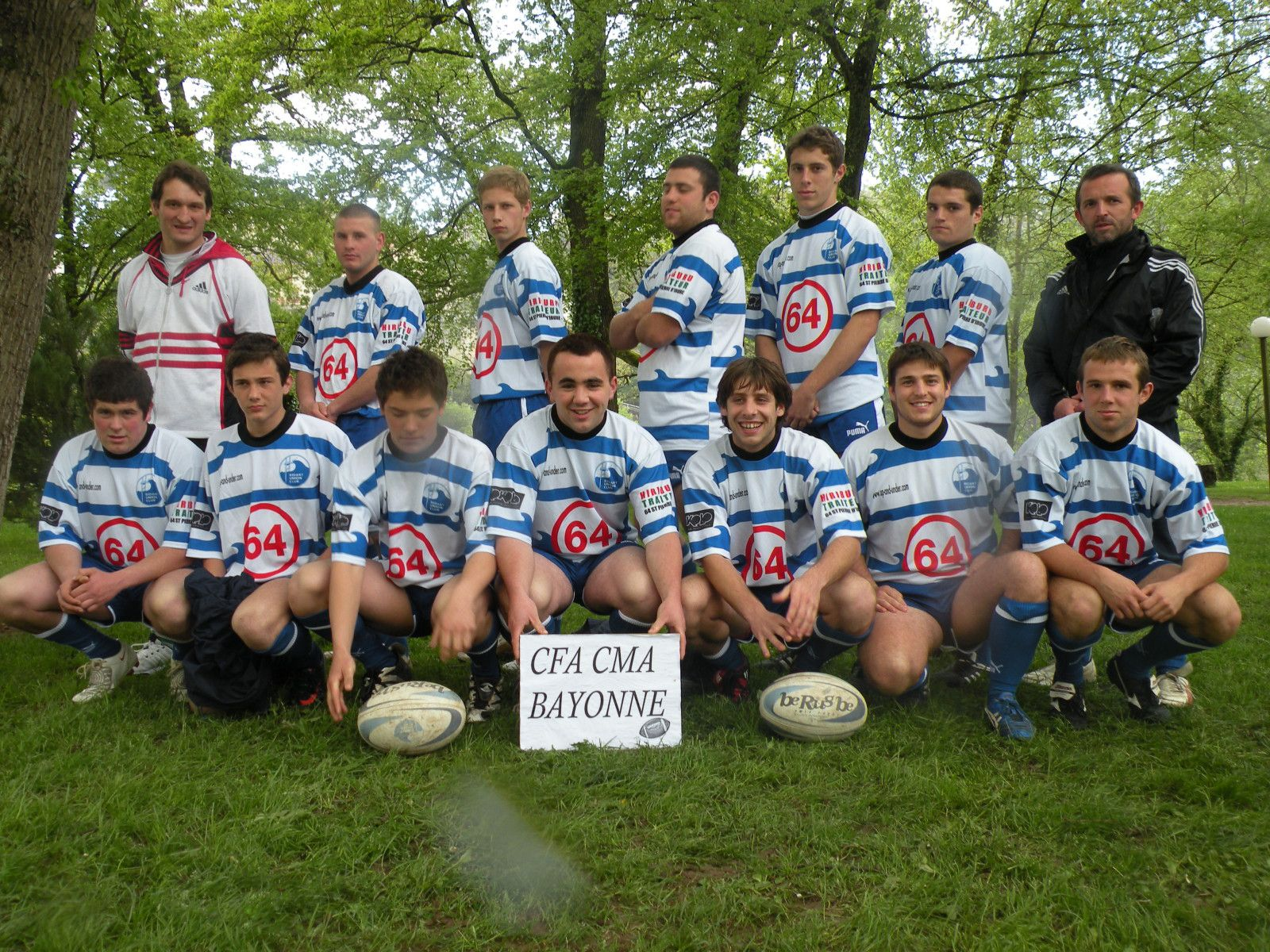 Rugby rencontre a xv