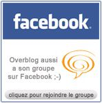Groupe facebook Overblog