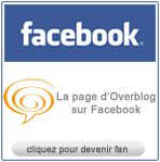 Page facebook Overblog