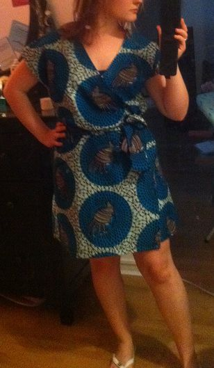 robe africaine pour blog