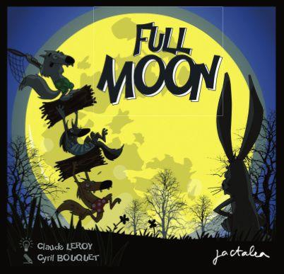 Full Moon Claude Leroy Jactalea