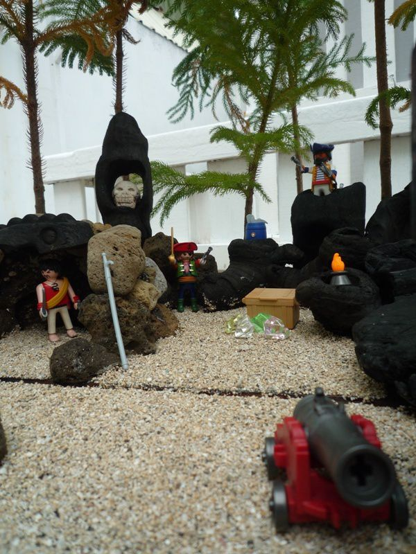 pirates playmobil 9