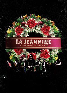 La Jeannine, enterrement slam-rock à Aurillac