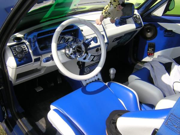 Album tuning int rieur tuning for Peugeot 206 tuning interieur