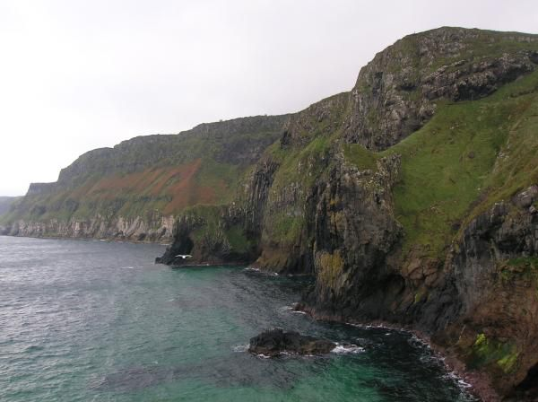 The Cliffs of Antrim