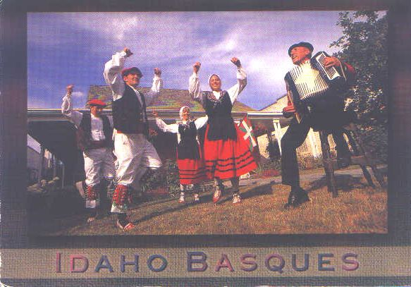 Les Basques de l'Idaho