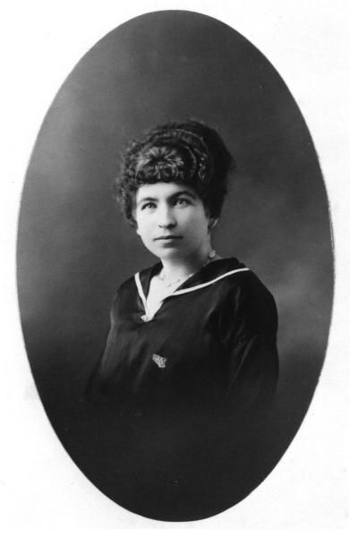 Joséphine FOURRAGE, dite Tante Reine
