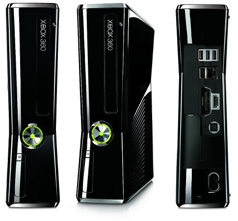 xbox 360 slim 3 photos
