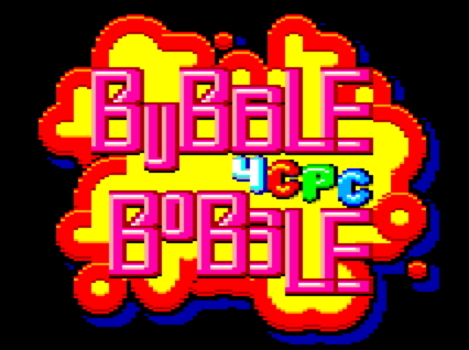 CPC bubble bobble remake