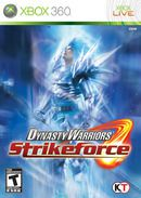 dynasty warriors strikeforce box