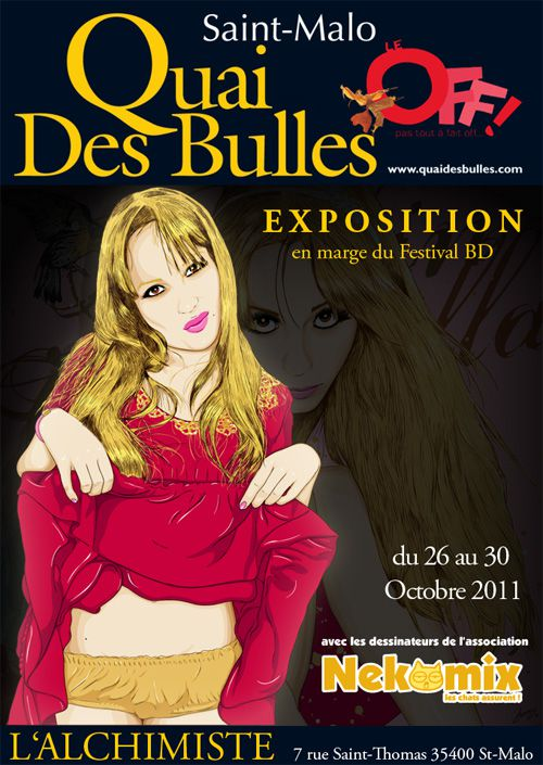 Expo Princes et princess St Malo