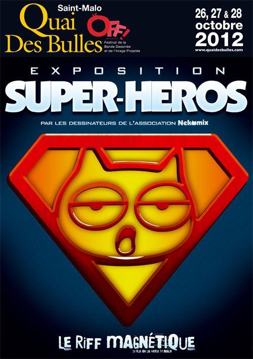 nekomix super-heros500