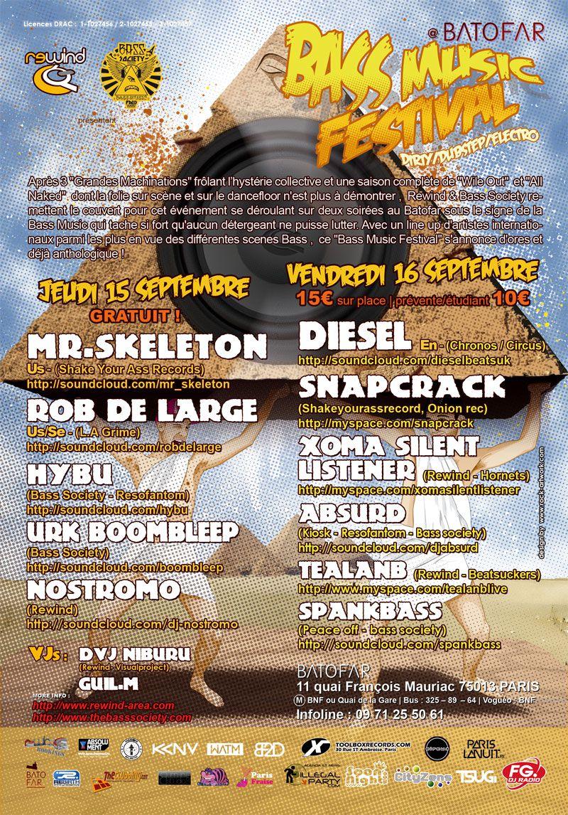 Bass Music Festival