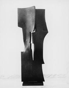 Une sculpture d'Oscar Wiggli