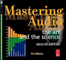 Couverture Mastering Audio 2e édition