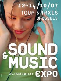 Affiche Sound & Music Expo 2007