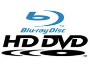 Logo Blu-ray Disc et HD-DVD