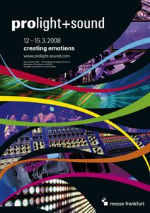 Prolight + Sound 2008