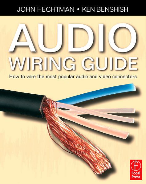 Couverture Audio Wiring guide