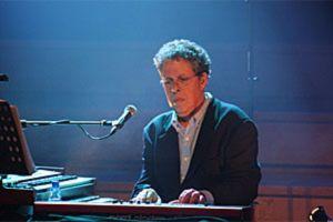Marc Moulin aux claviers