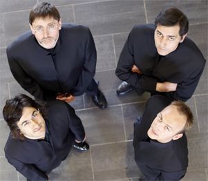 Le Quatuor Danel - photo (c) CIRM