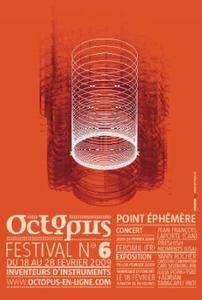 Visuel festival Octopus #6
