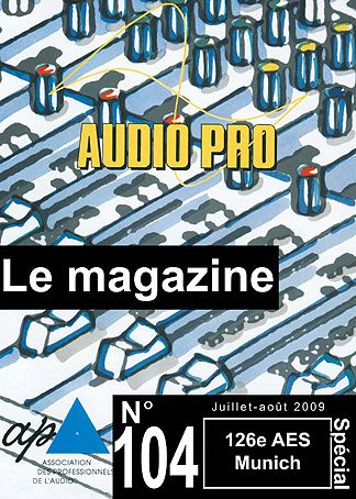 Couverture AudioPro n° 104
