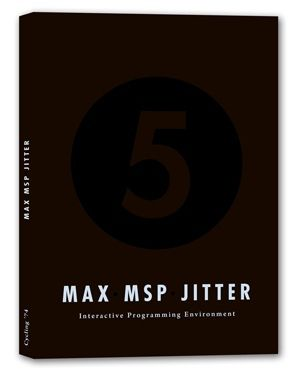 Boîte Max/MSP