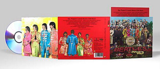 Sgt. Pepper's version remasterisée