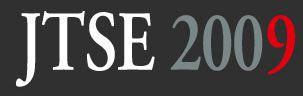 Logo JTSE 2009