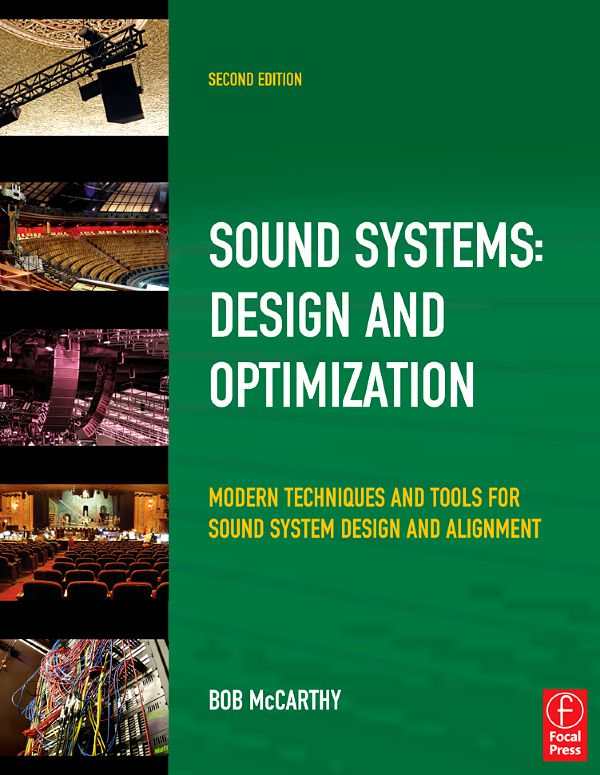 Couverture Sound systems: design and optimization