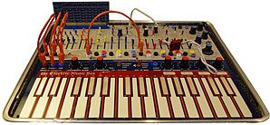 L'Electronic Music Box de Buchla