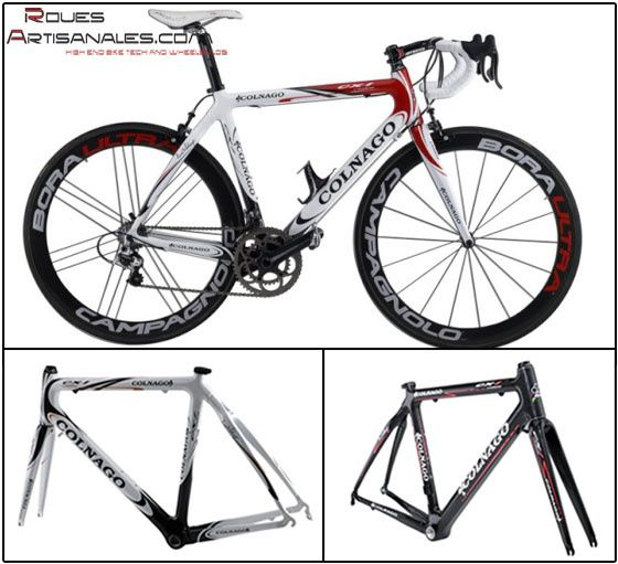 colnago 2009 fmb mavic roues artisanales bike tech. Black Bedroom Furniture Sets. Home Design Ideas