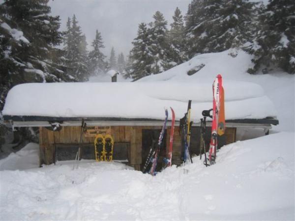 Cabane de grd Pot