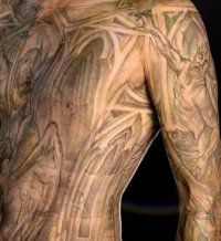 tatouage de Michael Scofield