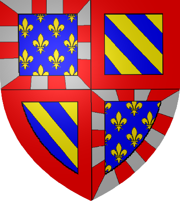 Armoiries Bourgogne Moderne (2)