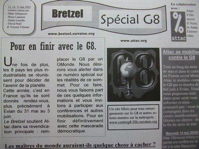 Bretzel G8