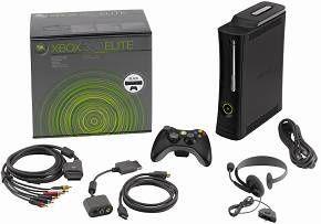 Xbox 360 Elite 369 Euro