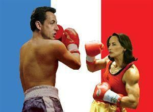 Sarkozy Vs Royal