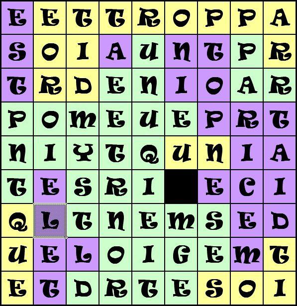 Au fil des mots ... de Sésamath - Construire le symétrique d'un point à l'équerre